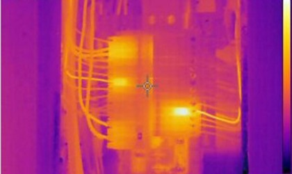 Infrared - Electrical Panel Hot Spots
