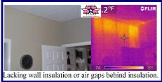 Ceiling Home Inspection