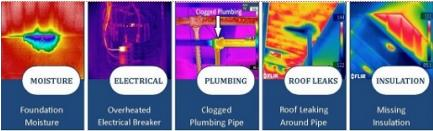 Home Inspections using Infrared
